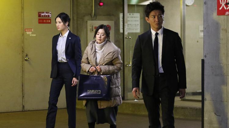 BG ~身辺警護人~(2018) 第02話