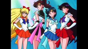 美少女戦士セーラームーンSuperS 第16話