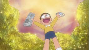 ドラえもん 宝くじ3億円大当たり!
