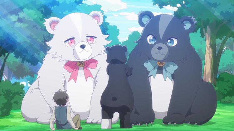 くまクマ熊ベアー 第01話