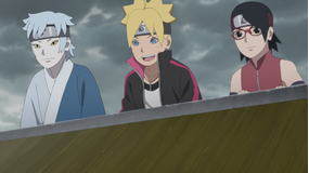 BORUTO-ボルト- NARUTO NEXT GENERATIONS 第155話