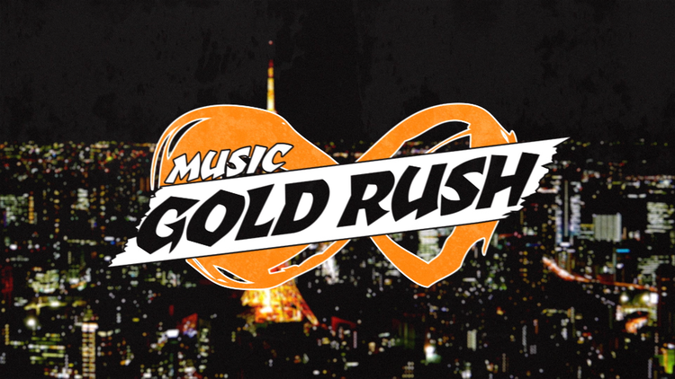 MUSIC GOLD RUSH∞
