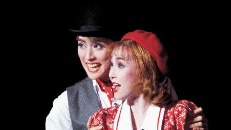 【宝塚歌劇】ME AND MY GIRL ('95年月組・宝塚)