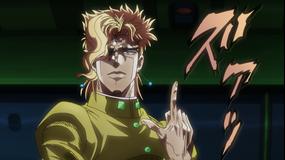 ジョジョの奇妙な冒険 スターダストクルセイダース 第04話