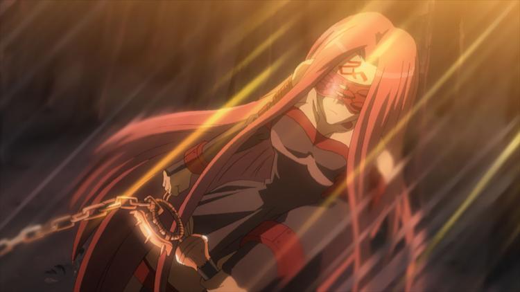 Fate/stay night 第06話