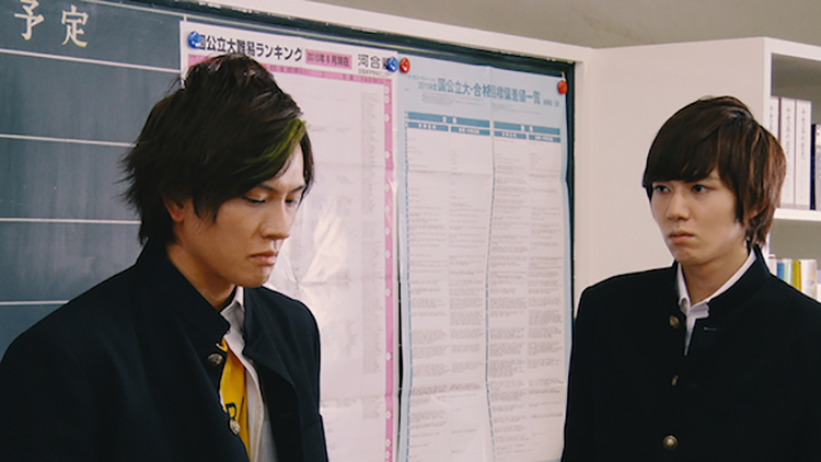 超次元革命アニメ『Dimensionハイスクール』 第02話