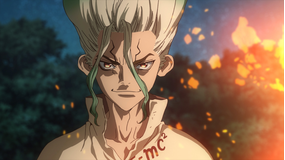 Dr.STONE 第01話