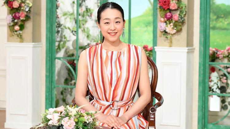 徹子の部屋 <浅田真央>10年前…48歳で逝った母への想い(2021/04/29放送分)