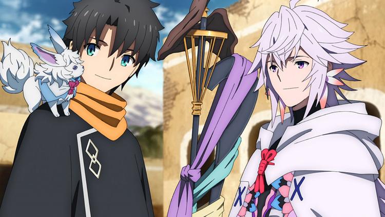 Fate/Grand Order -絶対魔獣戦線バビロニア- 第06話