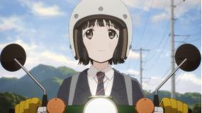 TVアニメ「スーパーカブ」 第01話