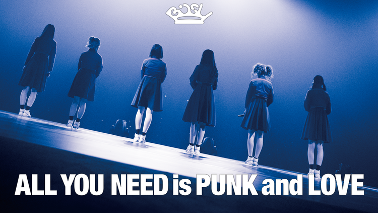 ALL YOU NEED is PUNK and LOVE