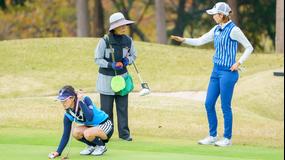 白金台女子ゴルフ部 第03話