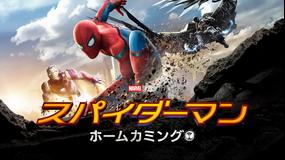 スパイダーマン:ホームカミング/吹替【トム・ホランド+ロバート・ダウニー・Jr】
