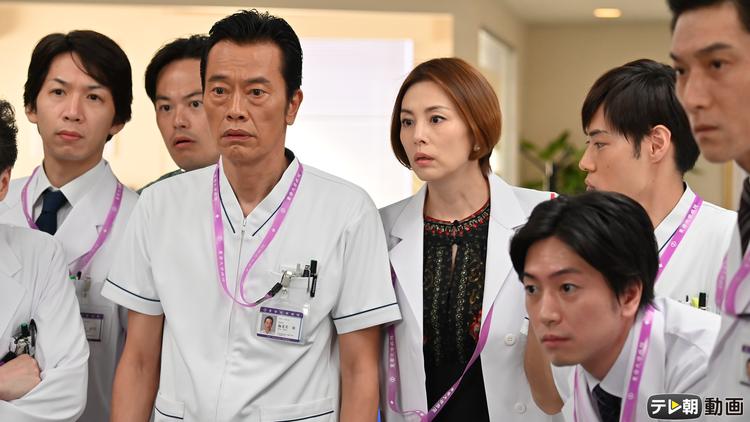 ドクターX -外科医・大門未知子-(2019)(2019/10/17放送分)第01話