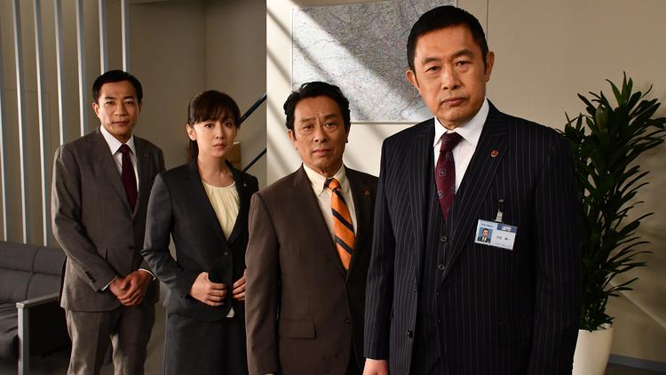 警視庁・捜査一課長season5(2021/04/08放送分)第01話