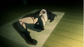 屍姫 第01話