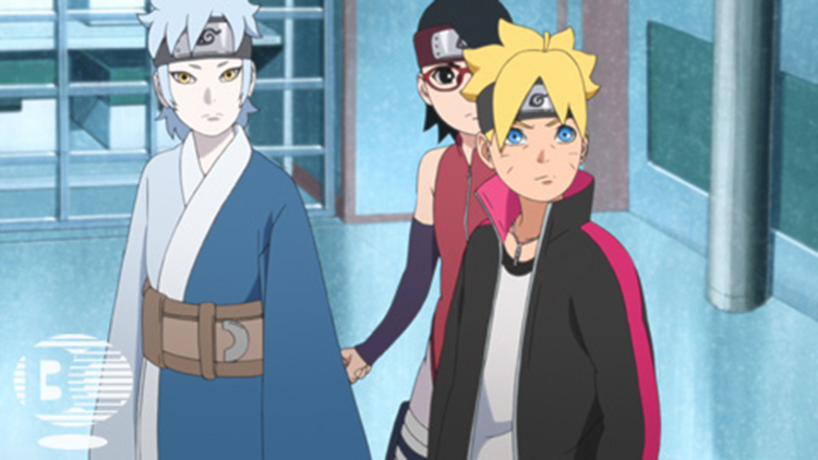 BORUTO-ボルト- NARUTO NEXT GENERATIONS 第043話