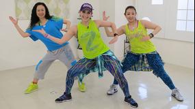 踊って楽しむエクササイズ!ZUMBA1