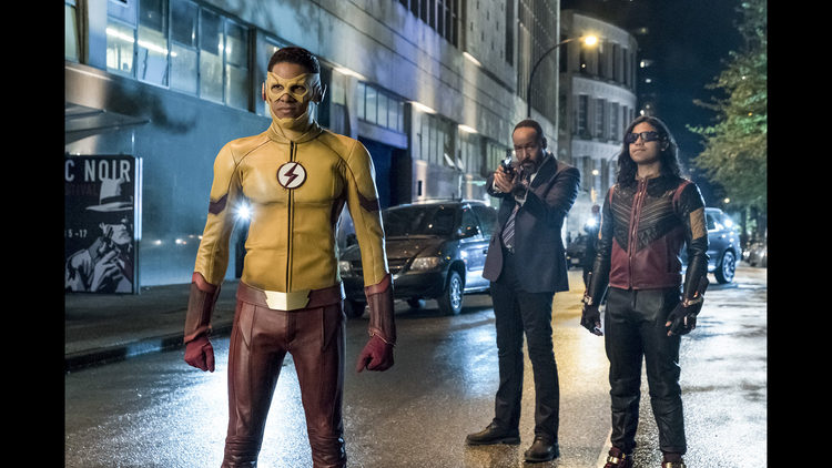 THE FLASH/フラッシュ <フォース・シーズン> 第01話/吹替