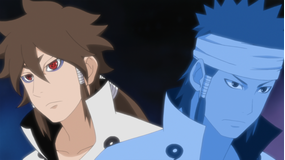 NARUTO-ナルト- 疾風伝 忍界大戦編 最終章 第687話
