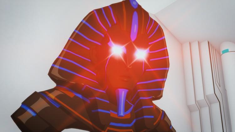 超次元革命アニメ『Dimensionハイスクール』 第09話