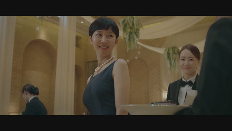 SKYキャッスル~上流階級の妻たち~ 第01話/字幕