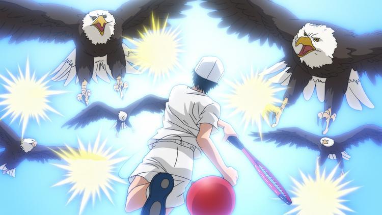 新テニスの王子様 第09話