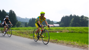 快汗!自転車ライフ -岩手01 一関と栗駒山