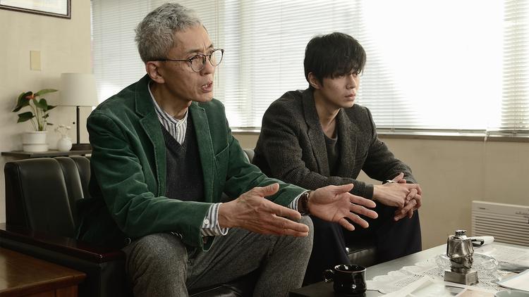 悪党 ~加害者追跡調査~ 第01話