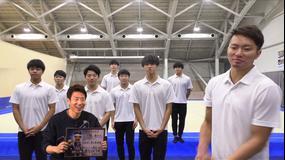 「コロナ禍でも…男子新体操の進化を止めない」祝陽平さん(2021/01/10放送分)