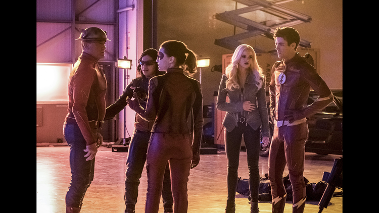 THE FLASH/フラッシュ <フォース・シーズン> 第15話/吹替