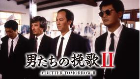 男たちの挽歌II/吹替【チョウ・ユンファ主演、ジョン・ウー監督】