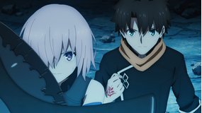Fate/Grand Order -絶対魔獣戦線バビロニア- 第13話