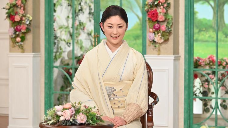 徹子の部屋 <常盤貴子>結婚12年 演出家の夫との暮らしは…(2021/05/06放送分)