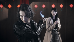 絶狼<ZERO> -DRAGON BLOOD- 第01話