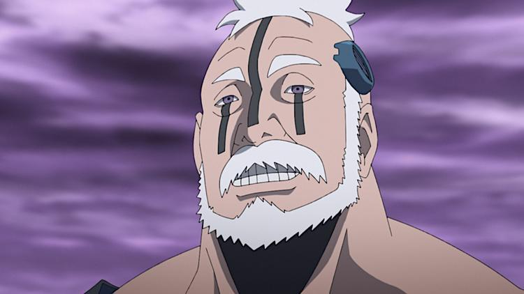 BORUTO-ボルト- NARUTO NEXT GENERATIONS 第207話