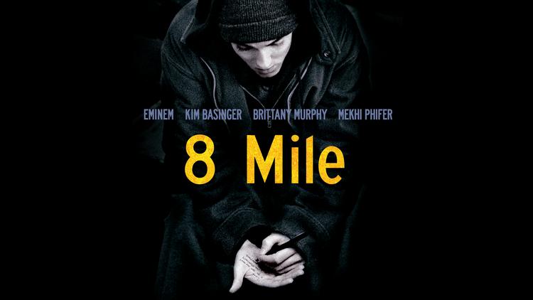 8 Mile/吹替