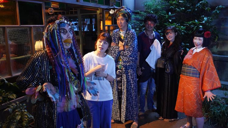妖怪シェアハウス(2020/08/22放送分)第04話