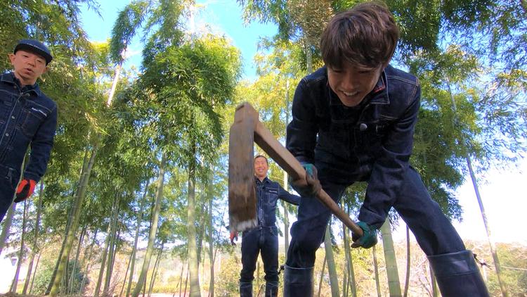 相葉マナブ 釜-1グランプリ&第10回!マナブたけのこ掘り!(2021/04/04放送分)