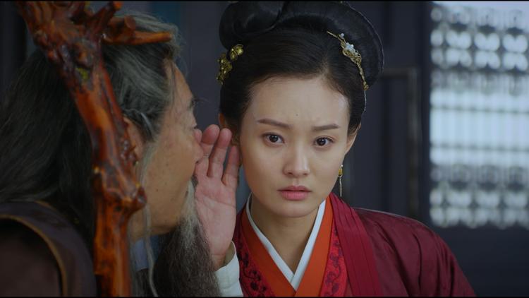 花と将軍 -Oh My General- 第34話/字幕