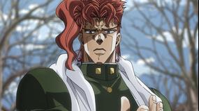 ジョジョの奇妙な冒険 スターダストクルセイダース 第02話