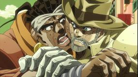 ジョジョの奇妙な冒険 スターダストクルセイダース エジプト編 第31話