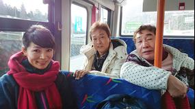 ローカル路線バス乗り継ぎの旅 大阪城-兼六園編