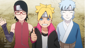 BORUTO-ボルト- NARUTO NEXT GENERATIONS 第056話