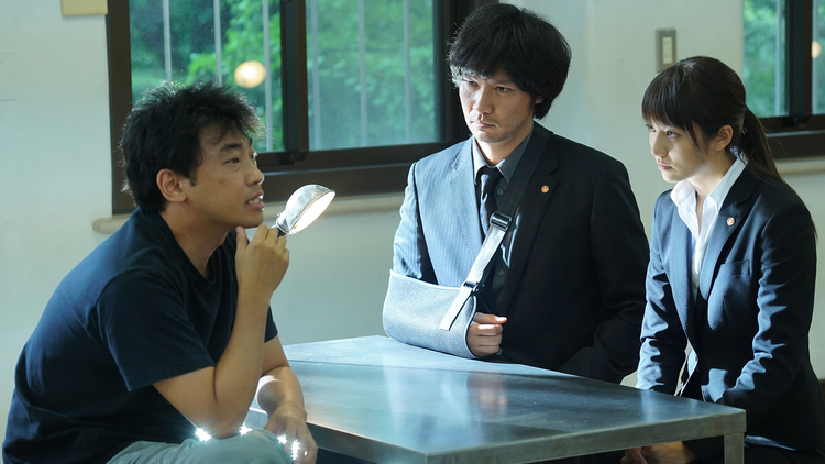 水晶の鼓動 殺人分析班 第05話(最終話)