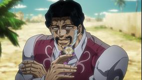 ジョジョの奇妙な冒険 スターダストクルセイダース エジプト編 第34話