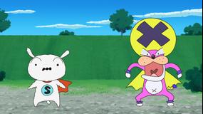 SUPER SHIRO #6 しんのすけと夏休み体操