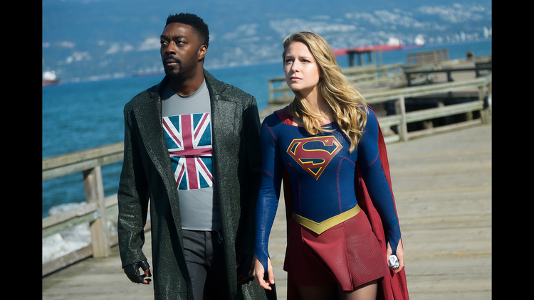 SUPERGIRL/スーパーガール<フォース・シーズン> 第07話/吹替