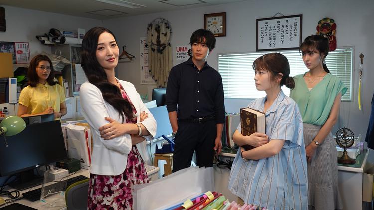 妖怪シェアハウス(2020/08/29放送分)第05話