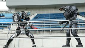 仮面ライダードライブ 第08話